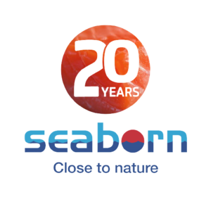 seaborn 20years logo